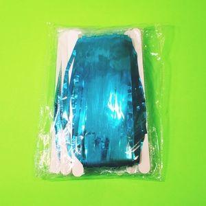 🍀🍀 4 Pack Foil Fringe Cutains🍀🍀